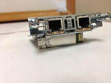 Cisco VWIC2-2MFT-T1/E1, 2-Port Multi-Flex T1/E1