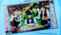 Free! Iwatobi Swim Club cloth poster tapestry Rin Haruka Makoto Rei Nagisa ES
