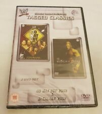 NEW WWE Tagged Clasics No Way Out 2002 & Backlash 2002 (DVD) RARE
