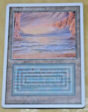 MTG Underground Sea , Mare Sotterraneo  ita revised FWB l NM+ Dual Land