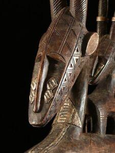 ART AFRICAIN / Cimier Bambara / AFRIQUE
