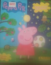 Album Peppa Pig Play 151 Lot Stickers Not Reapet with Album