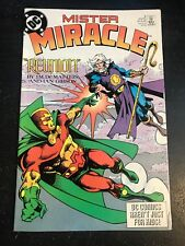Mister Miracle#3 Awesome Condition 8.0(1989)