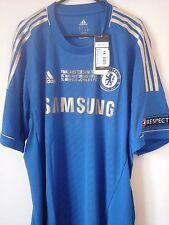 Chelsea 2013 europa league final hazard 17 football Shirt bnwts
