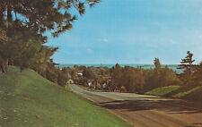 OKA Co. Deux-Montagnes Quebec Canada Postcard