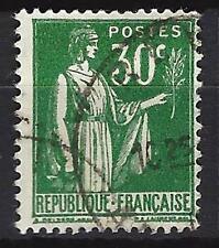 France 1932 Type Paix Yvert n° 280 oblitéré 1er choix (1)