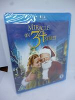 Miracle On 34th Street (Blu-ray, 2013) The Original  Christmas Movies New Sealed