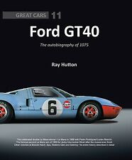 Ford Gt40 The Autobiography Of 1075 Great Cars book