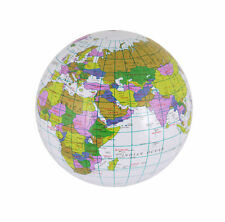 Inflatable Globe - Pinata Toy Loot/Party Bag Fillers Kids Prop Teacher World Map