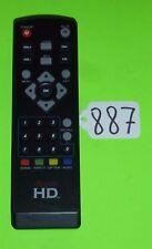 ACCESS HD RC43D TV DTA1010 DTA1020A DTA1030 DTA1050 REMOTE CONTROL