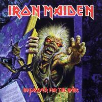 "IRON MAIDEN 'NO PRAYER FOR DYING"" SPECIAL CD NEU"