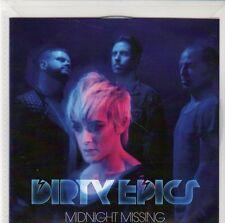 (EQ324) Dirty Epics, Midnight Missing - DJ CD