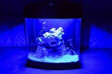Nano Aquarium XCUBE schwarz Komplettaquarium +LED Beleuchtung +Mondlicht +Filter