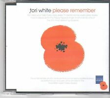 (EX700) Tori White, Please Remember - 2007 DJ CD