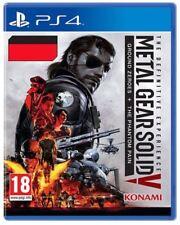 Metal Gear Solid V la experiencia definitiva PS4 Nuevo Sellado Uk 5 Playstation 4