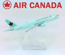 Air Canada B777-200 16cm Plane Model Toy Kid Airplane Gift