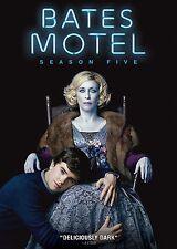 Bates Motel Season 5 New & Sealed DVD Boxset