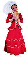 Dickens , Lady Carol Singer   Dress + Bonnet  - SIZES 8 - 22 !