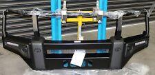 TOYOTA LANDCRUISER STEEL BULLBAR 200 SERIES FROM AUG 15> GX & GXL NEW GENUINE
