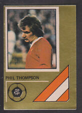 FKS - Soccer Stars 78/79 Golden Collection - # 168 Phil Thompson - Liverpool