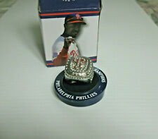 Philadelphia Phillies MLB 2008 Jimmy Rollins World Series Ring - SGA, Size 11