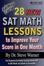 28 New SAT Math Lessons to Improve Your Score in One Month - Advanced Course: Fo