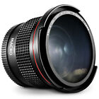Altura Photo 52MM 0.35x Fisheye Wide Angle Lens with Macro for Nikon DSLR