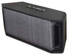 Soundlab 2.0 Altavoz Bluetooth Recargable Portátil Con Luces Led Intermitente