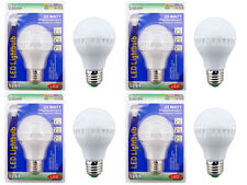 Pack of 4X25 WATT LED Replacement Light Bulbs Uses Approx 3 Watts