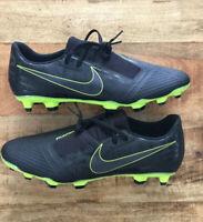 Nike Phantom Venom Elite Soccer Cleats Black Volt Men Size 10 New No Box