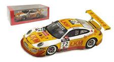 Spark SA049 Porsche 997 GT3 R #72 'LKM' Macau GT Cup 2013 - Earl Bamber 1/43