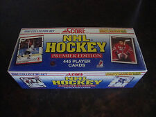 1990-91 Score Hockey---Complete Set---American---Factory Sealed---Mint