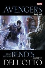 Marvel Graphic Novel # 16: Avengers (alemán) Brian Bendis & Gabrielle dell 'Otto