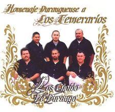 Homenaje Duranguense a Los Temerarios Los Cupidos de Durango MUSIC CD