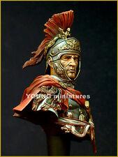 Young Miniatures romain Officier de cavalerie YH1829 1/10th buste non peinte Kit