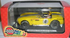 MRRC  SLOT CAR SHELBY COBRA 427 S/C  #4 GUIA SLOT RACING LTED ED MB