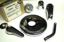 NIB American Standard Chrome Bath & Shower Trim Kit..Cat# T480502.02  ... WD-104