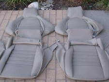 PORSCHE 944 911 951 964 968 85-94 SEAT KIT 100% LEATHER UPHOLSTERY BEAUTIFUL