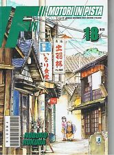 F MOTORI IN PISTA n.18 di NOBORU ROKUDA - STAR COMICS