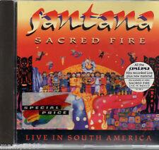 CD=SANTANA - SACRED FIRE LIVE IN SOUTH AMERICA