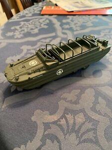 Vintage Solido GMC Dukw 353 Amphibious Landing Craft Excellent Condition, Rare