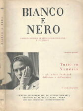 Bianco e Nero N. 10 - 11