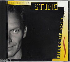 Fields of Gold: The Best of Sting 1984-1994 by Sting - CD, Nov-1994