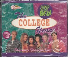 Saved By The Bell The College Years Trading Cards Unopened Box 36 Packs
