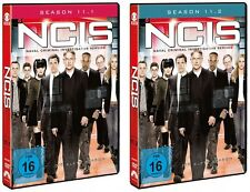 6 DVDs * NAVY CIS - STAFFEL / SEASON 11 ( 11.1 + 11.2 ) IM SET ~ MB # NEU OVP +
