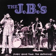 The Jb's - Funky Good Times: The Anthology NEW 2 x CD