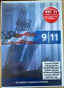 9/11 DVD Naudet Brothers September 11th 2001 Terror Attacks Documentary Classic