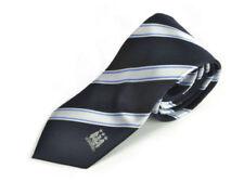 Corbatas, pajaritas y pañuelos de hombre a rayas azules