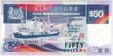 Singapore Ship Series $50 054197