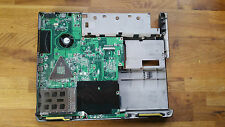 Toshiba Equium L20-197, base section and working motherboard Celeron 1.4ghz CPU